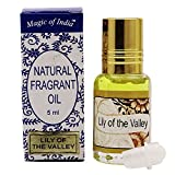 Magic Of India Natural Fragrant Oil Lilly Of The Valley Fragrance 100% Pure and Natural - 5 ml by Magic Of India