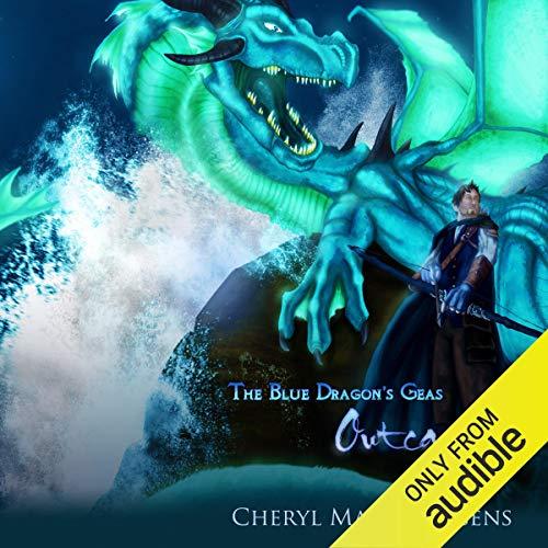 The Blue Dragon's Geas audiobook cover art