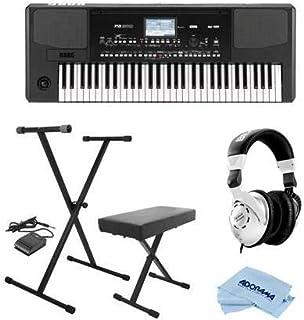 Korg PA300 61 Keys Professional Arranger, 950+ Sounds, USB-M
