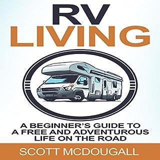 RV Living audiobook cover art