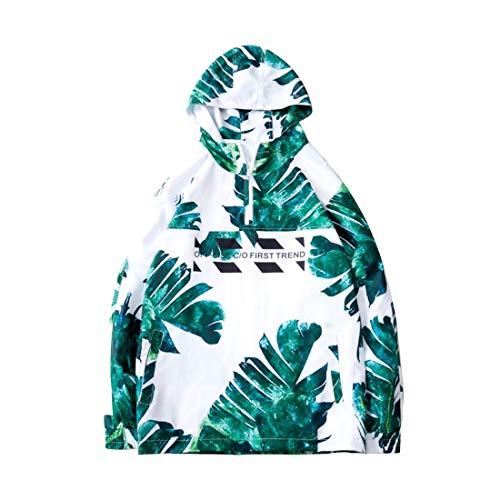 Irypulse Mädchen urban street fashion windjacke mit kapuze für leichtbau-windundurchlässiges pullover sun resistant shell coat s grün