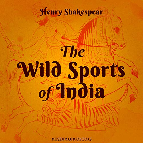 The Wild Sports of India cover art
