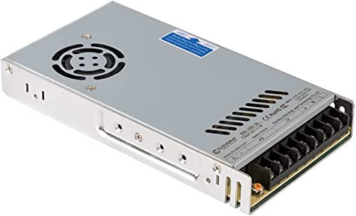 popular Cloudray wholesale discount Switch Power Supply CRS 400W 48V 8.3A for CO2 Laser Power Supply/Driver sale