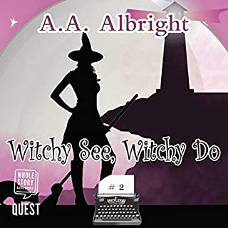 Witchy See, Witchy Do cover art