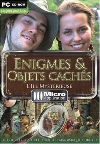Enigmes & objets cachés : l'Ile mystérieuse