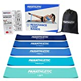 Panathletic Fitnessbänder, 5er Set –...