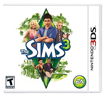 NINTENDO GIOCO THE SIMS 3 3DS