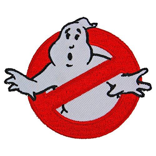 Pop Art Products Ghostbusters patch Logo badge Halloween Costume Idea 80s fancy dress