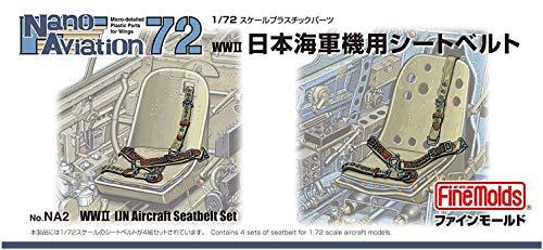 1/72 nano mer de l'aviation du Japon avions militaires ceinture de s?curit? (japon importation)