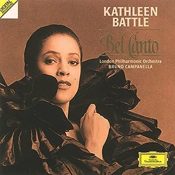 """Bel Canto"" Kathleen Battle Sings Italian Opera Arias"