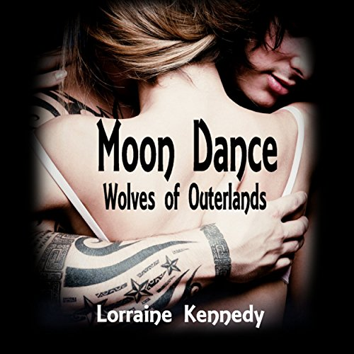 Moon Dance audiobook cover art