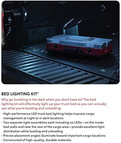 TOYOTA Genuine 2020 & Newer Tacoma Led Bed Light/Lighting Kit PT857-35200