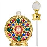 Fydun Perfume musulmán, Halal Dubai Essential Oil Vintage Exquisite Religious Supply 15ml, (París...