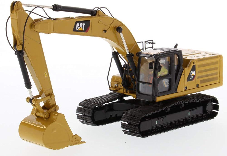 DIECAST MASTERS CAT 336 Hydraulic Excavator – Next Generation