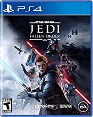 Cinematic, Immersive Combat Jedi: Fallen Order delivers the fantasy of becoming a Jedi through its innovative lightsaber combat system  striking, parrying, dodging  partnered with a suite of powerful Force abilities you'll need to leverage to overcom...