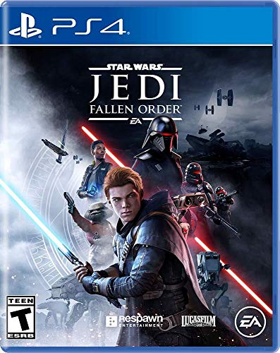 1 - Star Wars Jedi: Fallen Order - PlayStation 4