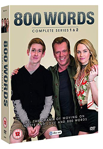800 Words - Series One and Two Box Set [DVD] [UK Import]