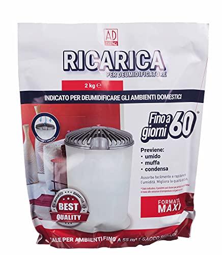 STAR RICARICA PER DEUMIDIFICATORE 2KG 65972