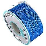 Catkoo, Accessori per Cani, 300 m, Sistema di Recinzione per Cani sotterraneo Elettrico, Cavo a Spirale, Colore Blu