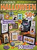 Just Cross Stitch 2021 Halloween Special Collector's Issue (Includes Free Ribbon and Embellishment!)