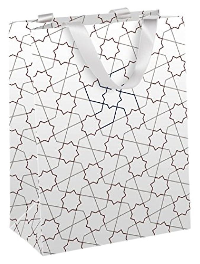 Clairefontaine 115168?°C Medium Paper Bag Lalla 19?x 10?x 25?cm, Ribbon Ring