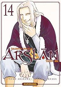 Arslān Edition simple Tome 14