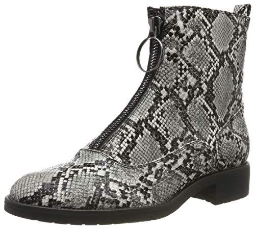 Tamaris Damen 1-1-25944-33 Chelsea Boots, Grau (Grey Snake 220), 36 EU