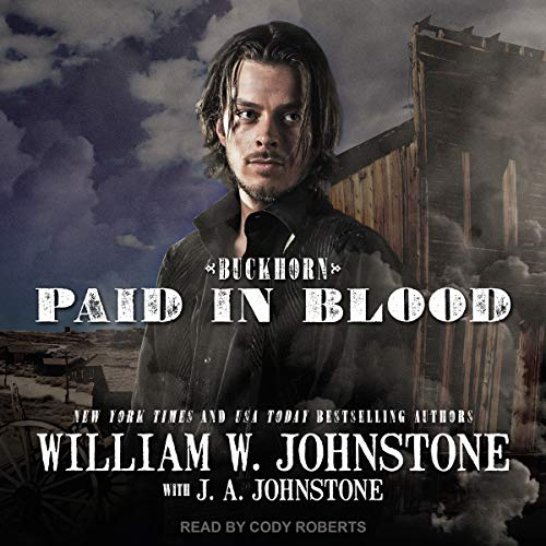 Paid in Blood cover art