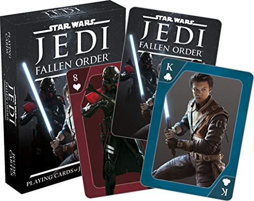 Star Wars Jedi Fallen Order Playing Cards | 52 Card Deck + 2 Jokers