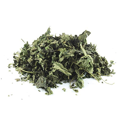 Stinging Nettle Leaf, Urtica Dioica L, Cut & Sifted, All Natural for Teas & Infusions (200 g)
