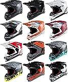 Alpinestars 8300719-110-L S.Tech S-M8 Helmet Matte Black Lg