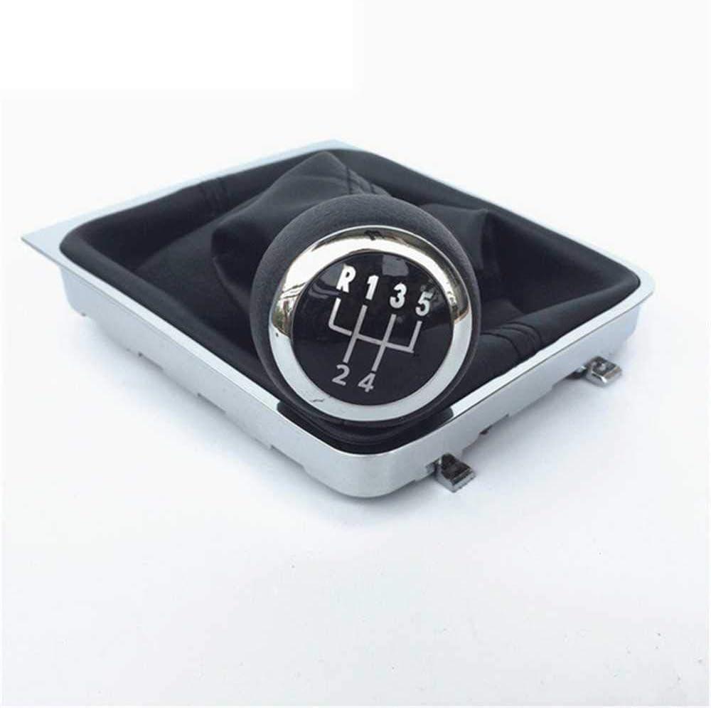 XQRYUB Car Ranking TOP10 Gear latest Stick Shift knob Fit VW B6 Passat 2006- 2005 for