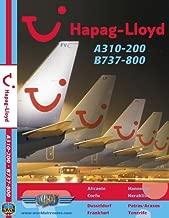 Hapag Lloyd Airbus A310 & Boeing 737-800