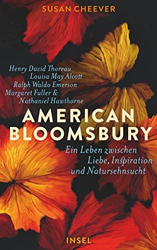 Buchseite und Rezensionen zu 'American Bloomsbury' von Susan Cheever