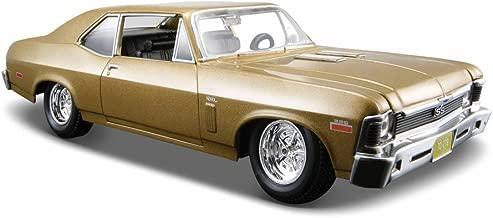Maisto 1:24 Scale 1970 Chevrolet Nova SS Diecast Vehicle (Colors May Vary)