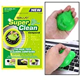 MAKE IN INDIA Cleaning Compound Gel Clean the dust in the computer keyboard, clothes, car interior, mobile phone, telephone, audio-visual equipment, office equipment, etc. Add Gently Press Do Not Rub On Keyboard Add Gently Press Do Not Rub On Keyboar...