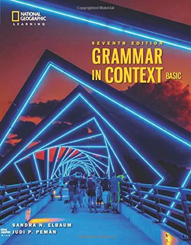 Best grammar basic in context for 2020