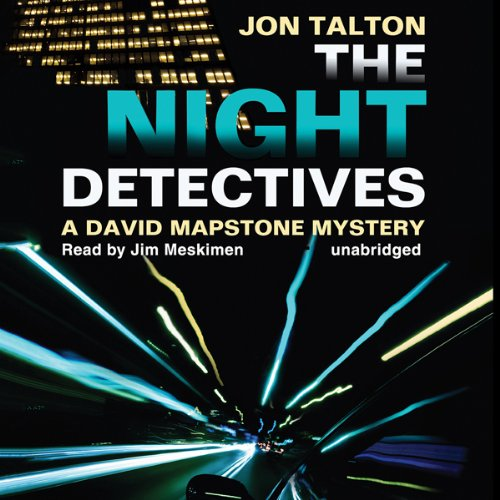The Night Detectives cover art