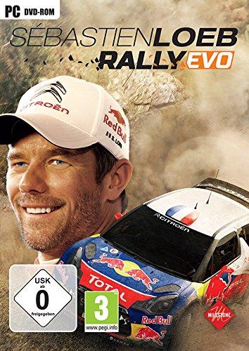 Sébastien Loeb Rally Evo - [PC]