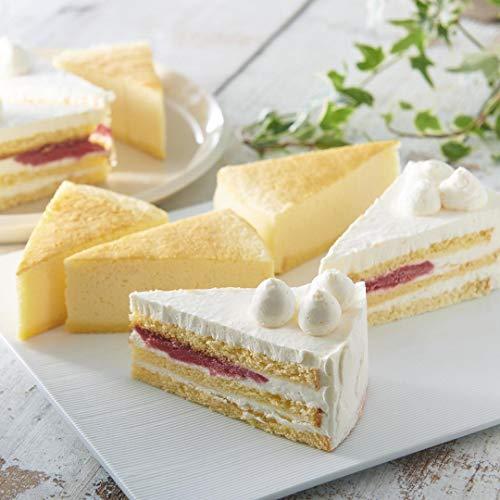 シャトレーゼ 糖質カットケーキ詰合せ 2種8個入 糖質制限 糖質オフ 低糖質スイーツ