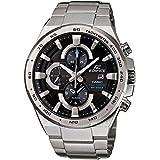 [カシオ] 腕時計 エディフィス ソーラー EFR-541SBD-1AJF シルバー