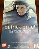 Patrick Bruel - 40X60 Cm Affiche / Poster