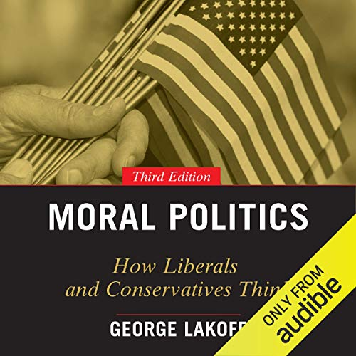 Moral Politics cover art