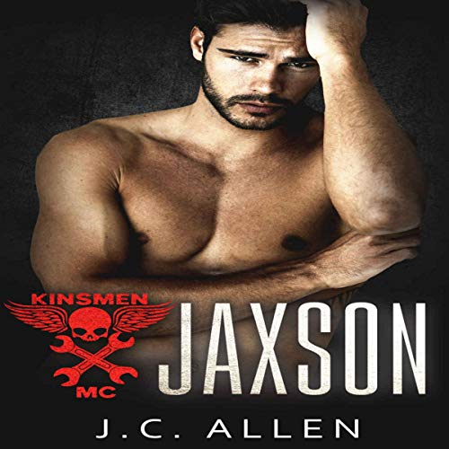 Jaxson (An MC Romance) audiobook cover art