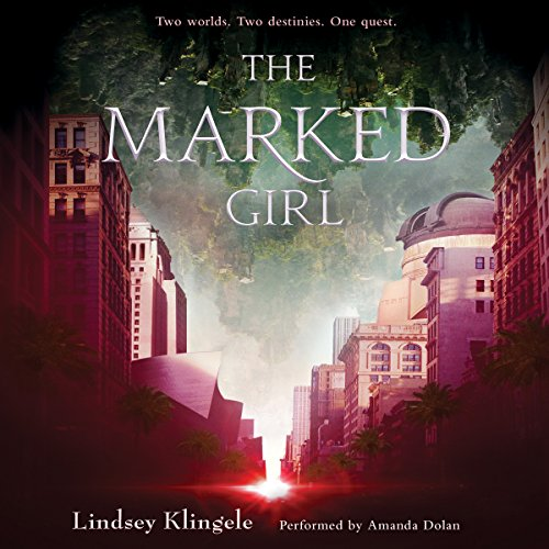 The Marked Girl audiobook cover art