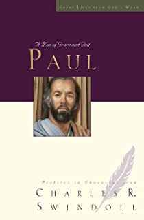 Great Lives: Paul: A Man of Grace and Grit (Great Lives Series)