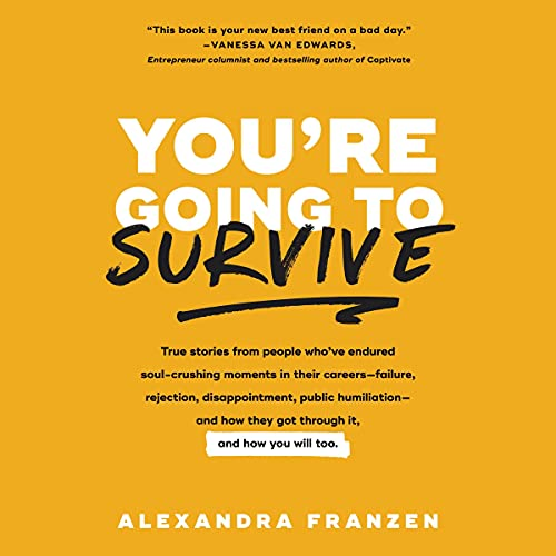 You're Going to Survive cover art