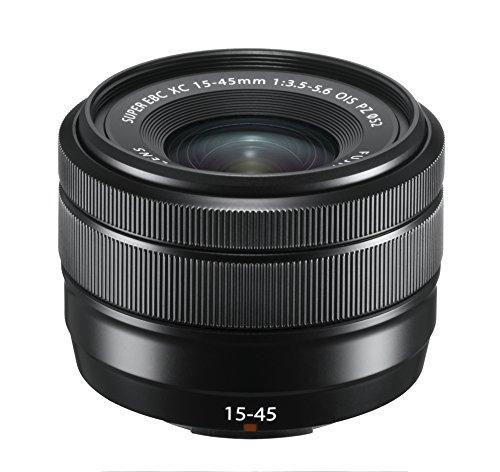 FUJIFILM 交換レンズXC15-45mmブラック XC15-45MMF3.5-5.6OIS PZ B