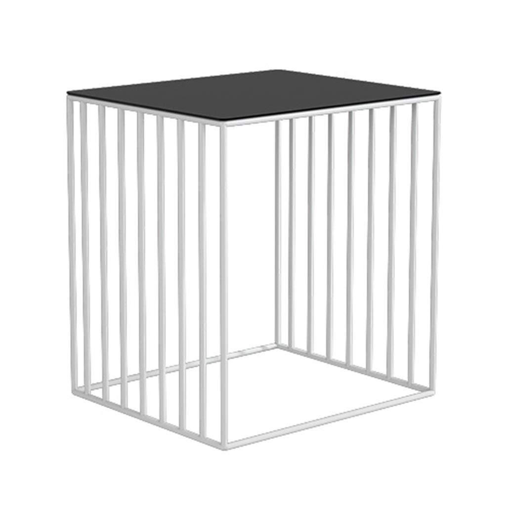 Weq Mesa de Centro Hexagonal de Metal, para Sala de Estar, sofá ...