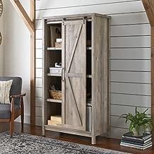 Best better homes & gardens modern farmhouse storage cabinet Reviews